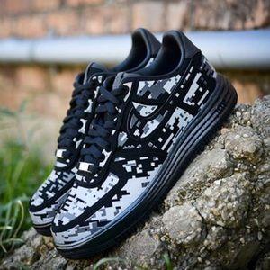 Classic Nike Lunar Force 1 Digi NRG Shoes